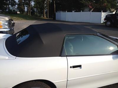 1997 Z28 Camaro convertible