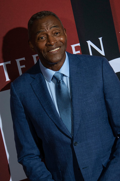 """LOS ANGELES, CALIFORNIA - OCTOBER 29: Carl Lumbly attends the premiere of Warner Bros Pictures' """"Doctor Sleep"""" at Westwood Regency Theater on Tuesday October 29, 2019 in Los Angeles, California. (Photo by Tom Sorensen/Moovieboy Pictures,)"""