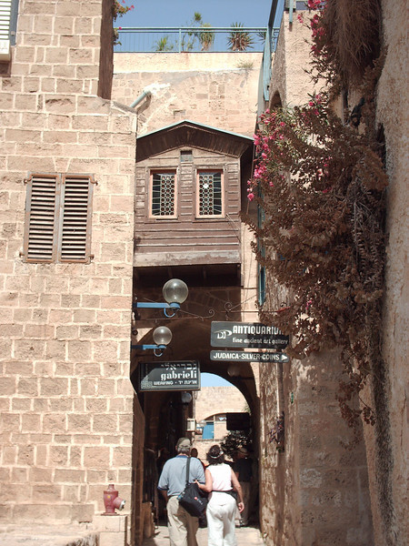2003 Toms Israel Trip