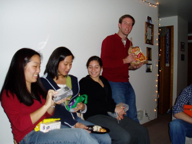 'We like our presents'.JPG