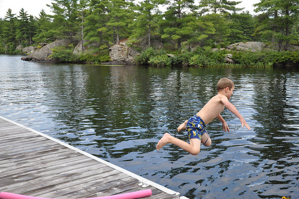 Summer in Gravenhurst