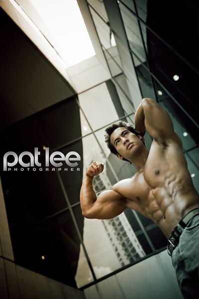 Pat Lee Logo Series