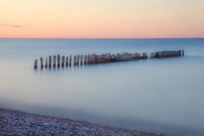 """Lake Superior Stillness"" (photography) by John Diephouse"