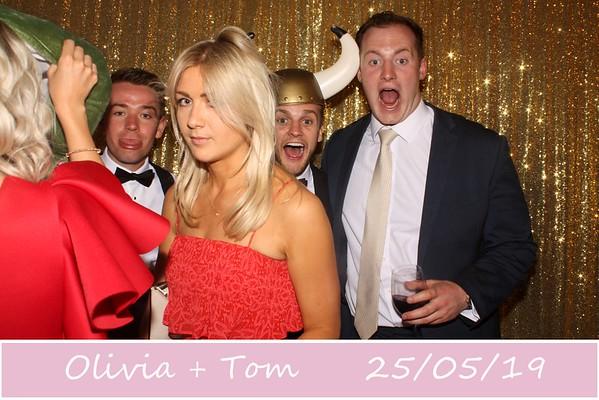Olivia + Tom