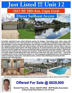 3521 SE 18th Ave. Cape Coral, FL