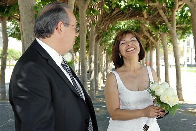 Perry and Glorias Wedding