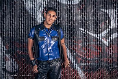 Mr. San Diego Leather 2018