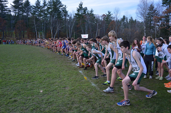 Boys Challenge Race