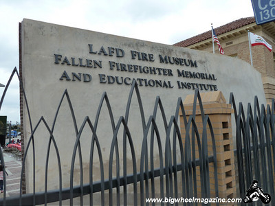 Fire Department Appreciation Day - at Station 27 and Station 58 - Los Angeles, CA - May 14, 2011