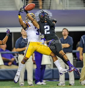 LSU vs TCU  @ Cowboys Classic Bowl