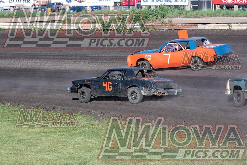 Worthington Speedway - 6 - 5 - 2021