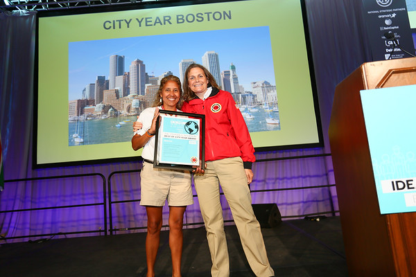 Best of City Year Awards - Summer Academy 2017