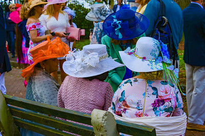 Happy Easter from the Charleston Hat Ladies!..