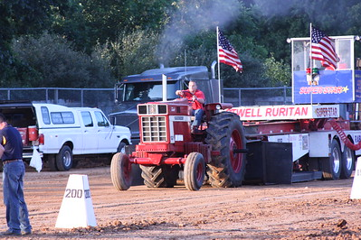 2009 Lawrence Co. Tractor Pull July 16