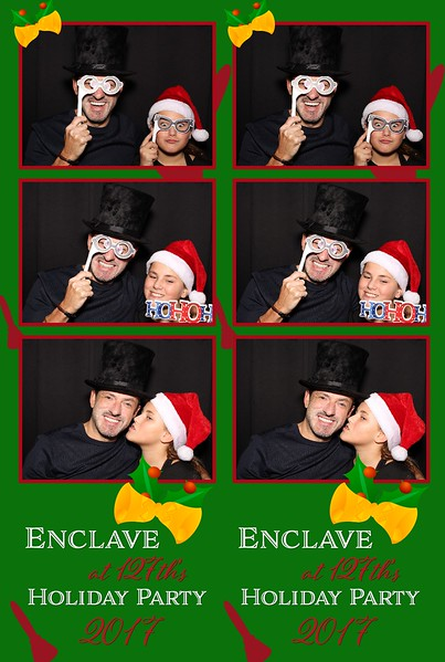 Enclave Holiday Party (12/09/17)