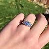 2.50ctw Emerald Cut Diamond 3-stone Ring, GIA E VS1 22
