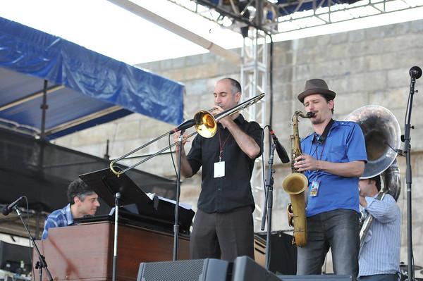 Newport Jazz Fest 2012 - Saturday