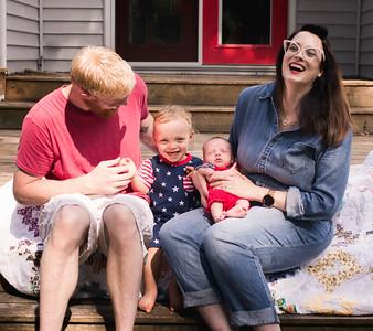 Baldwin Family, July 2019