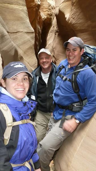 2011 Baptist Draw Canyoneering