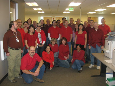 2011 Wear Red Day
