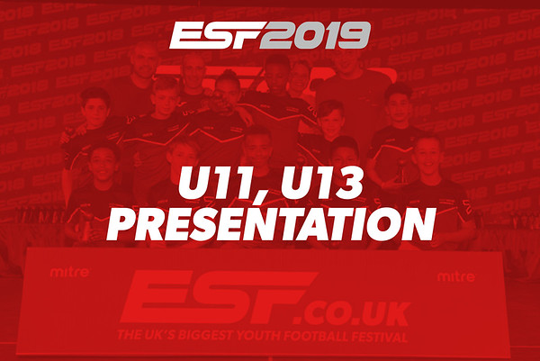 U11, U13 PRESENTATION