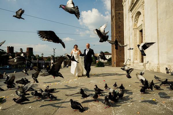 Emanuele + Angela // Wedding