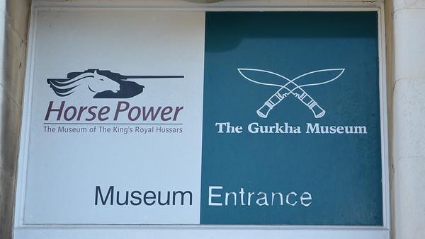Gurkha Museum & Sir Hillier Gardens 2019