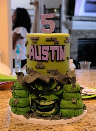 Austin's 5th Birthday