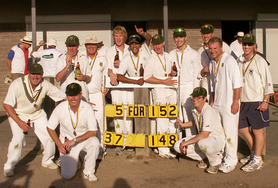 2008/2009 Third  XI Grand-Final A1 Synthetic