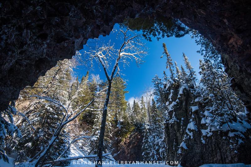 Cave on the Kadunce