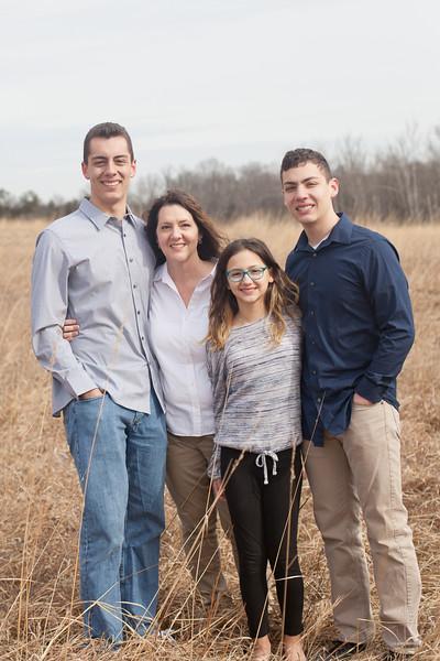 Wendi's family photos