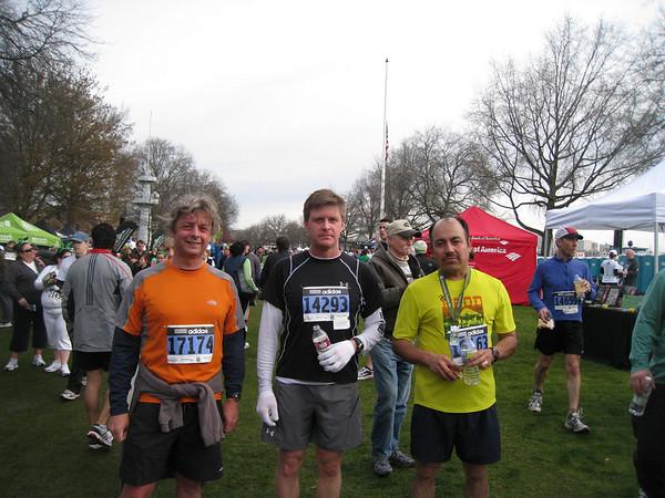 Shamrock Run - March 2010