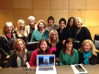 LCW board meeting in ATL skyping.jpg