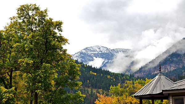 Ouray, CO - September 2012