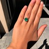 3.08ct Vintage Emerald Solitaire, by Tiffany & Co 15