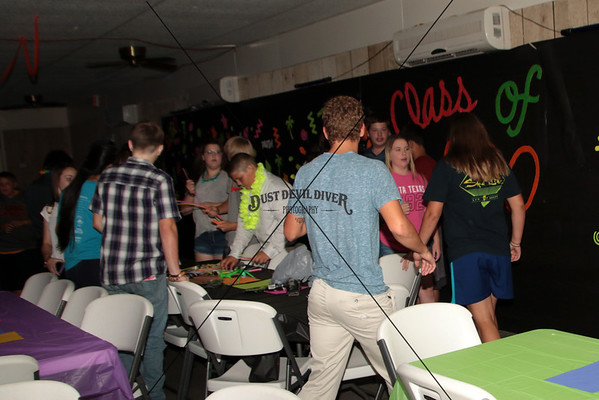 Llano Jr High School 8th Grade Party
