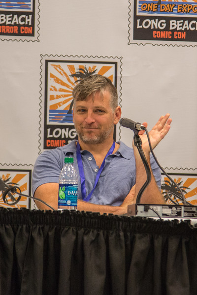 2012 Long Beach Comic Con - Valiant Panel