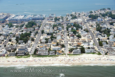 North Beach Haven (Long Beach), NJ 08008 - AERIAL Photos & Views