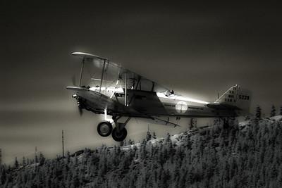 Infrared - Aircraft Felts Field