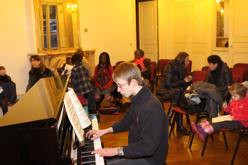 Audition mutli-classes de février 2015