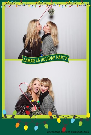 lamar la holiday party 2018