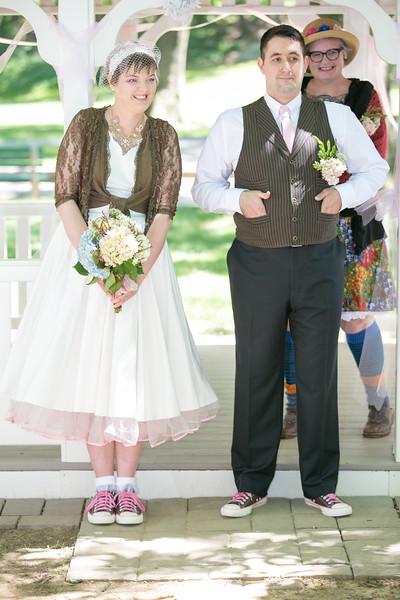 Tim and Panda Gageby Wedding