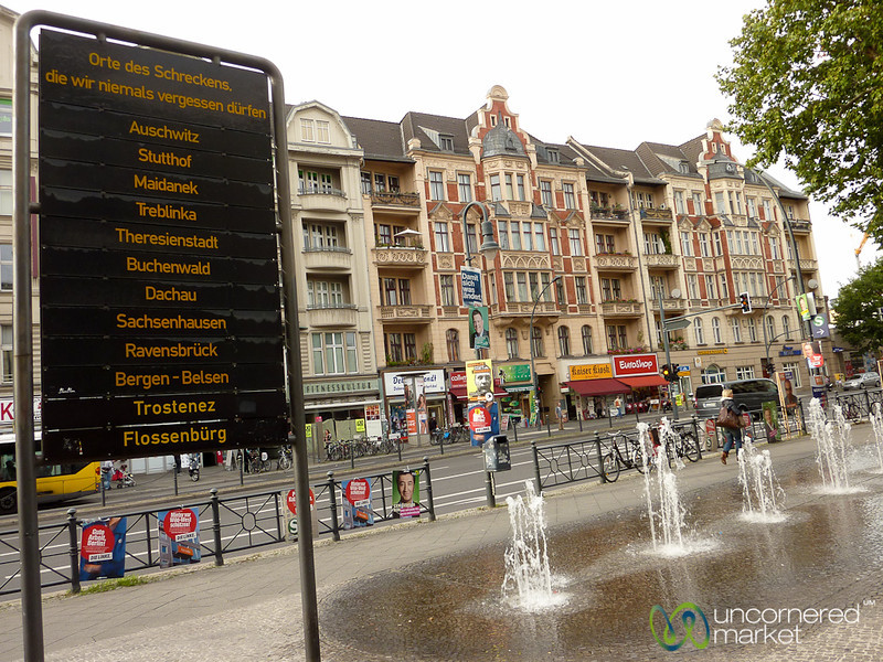 History is Everywhere in Berlin