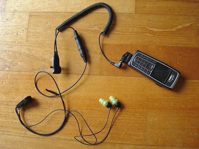 GSM Neckmike