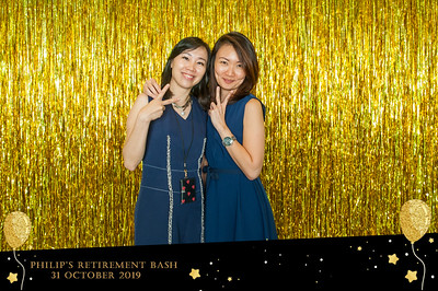 Philip Retirement Bash