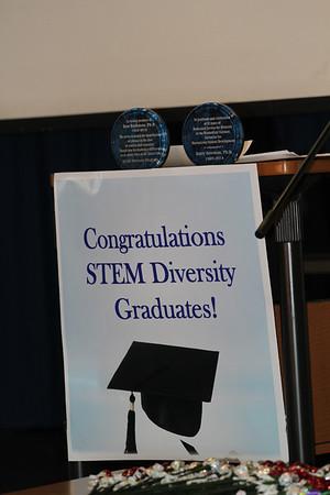 STEM graduation 2013