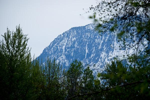Leavenworth Colchuck Trailhead Hike