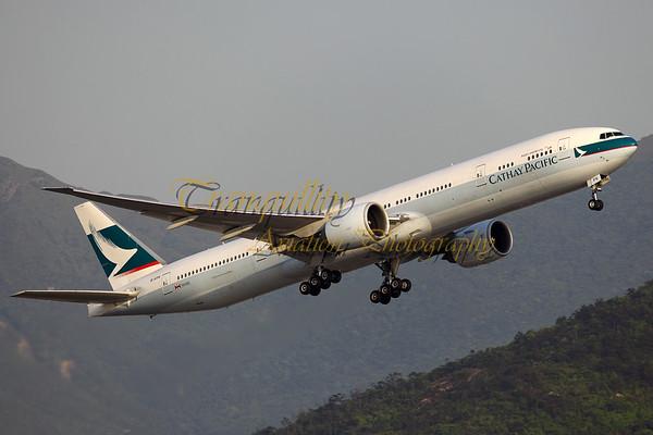 Civil Aviation Photography - Hong Kong