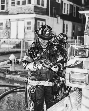 Structure Fire - 17 Magnolia St, Hartford, CT - 12/31/20