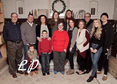 Moraghan Family 2019
